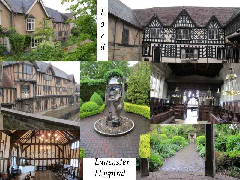 Collage Lord Lancaster Hospital Warwick