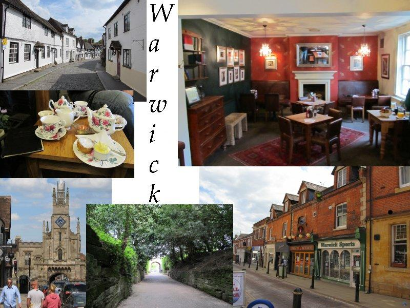 Collage Warwick